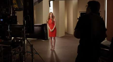 Comical Banking Commercials - Isla Fisher Creates a Humorous Brand Endorsement for ING Direct