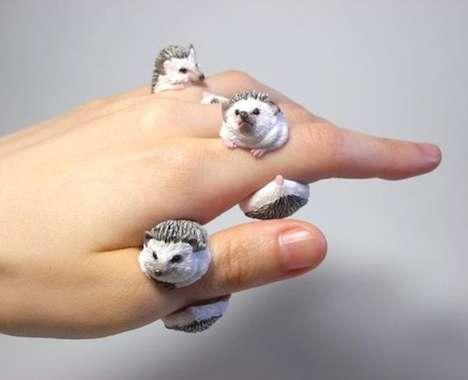Realistic Animal Rings