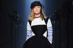 Jean Paul Gaultier Portrays Coastal Couture for His Latest Fall Collection