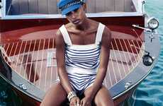 100 Stunning Seaside Editorials