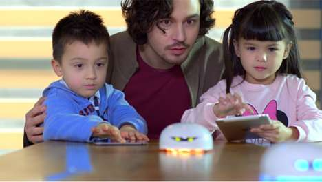 Kid-Friendly Robots - This Programmable Robot is Designed to Entertain and Educate Children