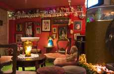 Quirky Traveling Bars - Little Nan's Cocktail Den is an Ever-Changing Pop-Up Bar