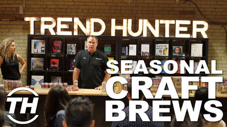 Seasonal Craft Brews - Brew Master Joel Manning Discusses Mill Street's Collection of Summer Beers