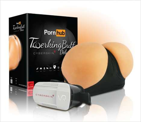 Twerking Adult Toys - The TwerkingButt Offers a Revolutionary Intimacy Experience