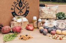 Camping Provision Subscriptions - The Fireside Provisions Delivers Simplifies Buying Camping Food