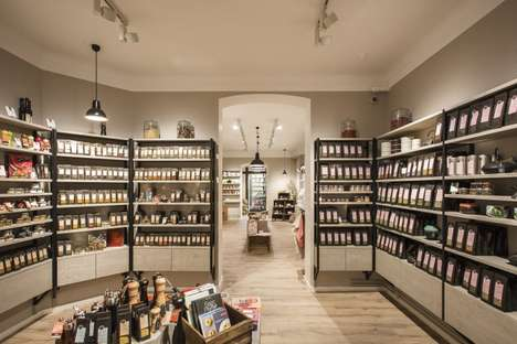 Focused Culinary Showrooms - This Cooking Oils Shop in Berlin Kreuzberg Emphasizes Quality
