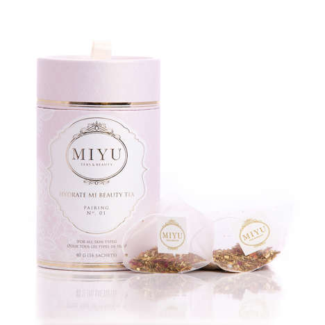 Hydrating Rooibos Teas - This Fruity Beauty Tea is Caffeine-Free and Re-Hydrates Your Skin