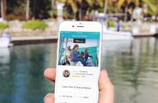 Boat-Based Party Apps - This Social App Helps You Plan and Reserve Spots on Exclusive Boat Parties
