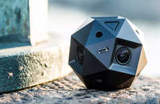 Panoramic Spherical Cameras - The 'Sphericam 2' is a 360-Degree Camera That Can Capture Any View