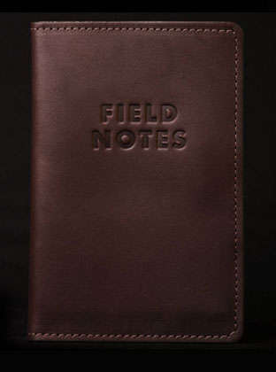 Handsome Notebook Carriers - The Variety of Leather Book Covers are for Analog Note-Takers