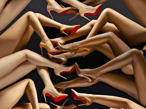 Inclusive Shoe Colors - Christian Louboutin Added More Skin Tones to His Nude Shoe Collection