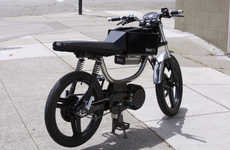 Hi-Tech Electric Motorbikes