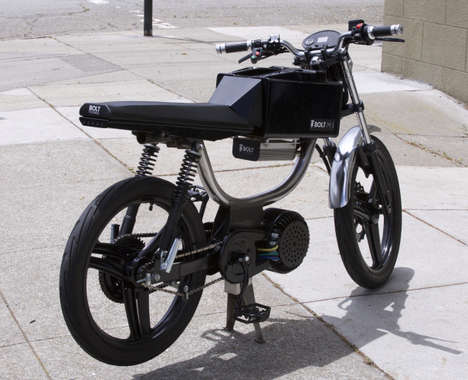 Hi-Tech Electric Motorbikes