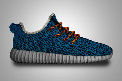 Basketball-Inspired Sneakers - The Yeezy Boost 350 NBA Colorways are Imagined by Patso Dimitrov