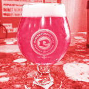 Insect-Infused Beers - This Pink Beer is Naturally Dyed with Tiny South American Bugs