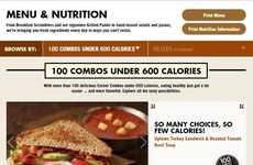 Healthy Customizable Lunch Menus - The Corner Bakery Cafe is a Convenience-Focused Lunch Chain