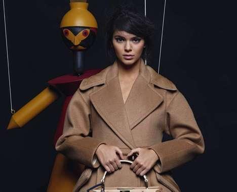 Marionette Fashion Campaigns