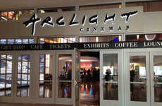 Hassle-Free Luxury Theaters - Arclight Pictures Aims to Elevate the Moviegoing Experience