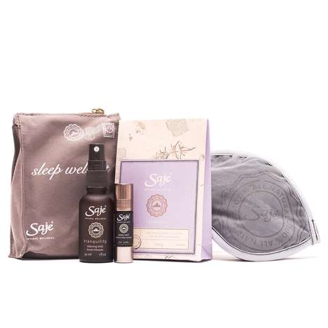 Natural Sleep Kits - This Saje Set Supplies a Variety of Natural Sleep Aids