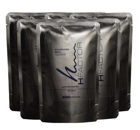 Enriched Hydrogen Water - HFACTOR Water is Rich in Antioxidant and Therapeutic Benefits
