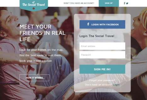 Social Trip Organizers - The Social Travel Makes It Easy for Users to Meet Facebook Friends