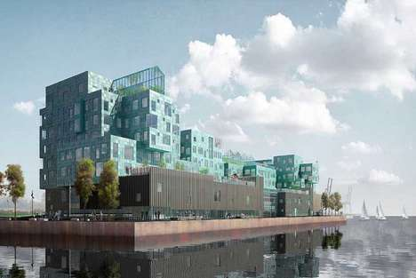 Accessible Educational Facilities - This Danish Public School Campus Increases Urban Activity