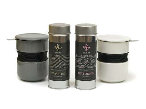 Twosome Tea Sets - This Art of Tea Set Supplies Tea for Two People