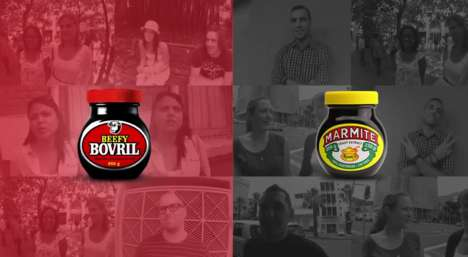 Rival Spread Campaigns - Bovril & Marmite Pitted Rival Products in a Social 'Battle of the Spreads'