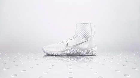 Athlete-Approved Tennis Shoes - The 'Nikecourt Flare' is Designed by Tennis Champion Serena Williams