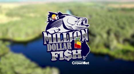 $1 Million Fishing Challenges - Tourism NT is Promising a Cash Prize for Catching a Winning Fish