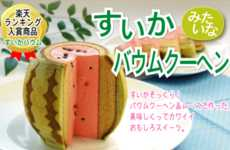 Imitation Watermelon Cakes