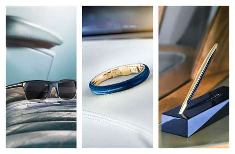 Celebratory Accessory Collections - Pininfarina Celebrates its 85th Anniversary with the Icon 85