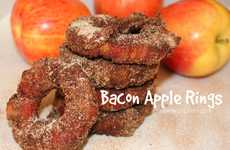 Bacon Apple Rings