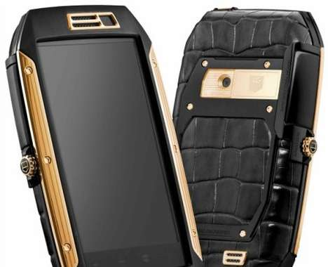 56 Luxurious Cellphones