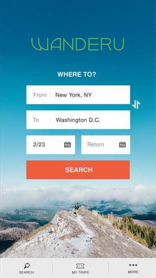 Affordable Bus Booking Apps - The 'Wanderu' App Helps You Find Cheap Bus and Train Tickets