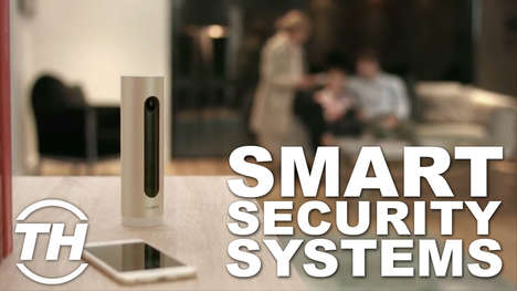 Smart Security Systems - Netatmo Brings Facial Recognition Technology to Your Mobile Devices