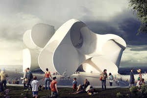 This Circular Architecture Design was Inspired by Cirque du Soleil