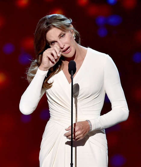 Accepting Others - Caitlyn Jenner's Inspiring Acceptance Speech Discusses Transgender Issues