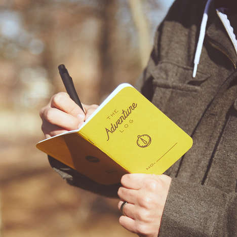 23 Portable Note-Taking Tools - From Note Pad Phone Cases to Handsome Notebook Carriers
