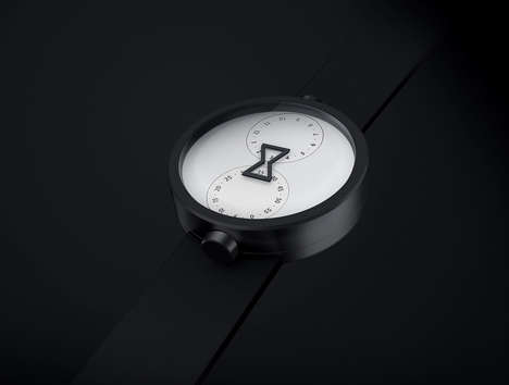 Dual Dial Watches - These Watches Have Two Rotating Dials Placed on a Single Face