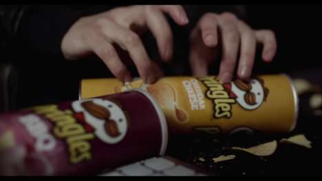 Chip Canister Songs - This Amazing Beat-Pumping Song by M4SONIC Uses Only a Pringles Can