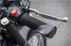Fatigue-Reducing Motorcycle Grips