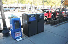 Wi-Fi Trash Bins