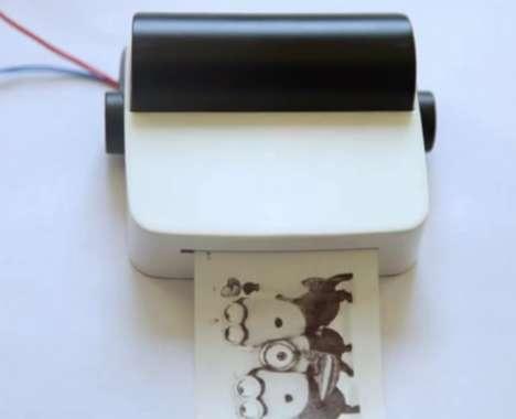 Ink-Free Photo Printers