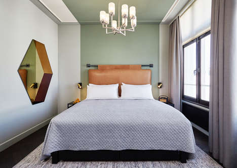 Continental Boutique Hotels - The Hoxton Hotel Amsterdam Offers Stunning Canalside Lodging