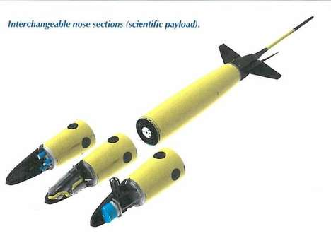 Aquatic Pollution-Monitoring Robots - These Deep Sea Robots Helps Scientists Gather Marine Data
