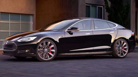 Ludicrous Hypercars - The Latest Tesla Model S Can Hit 100 KM/H in Only 2.8 Seconds