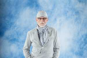 The Engineered Garments Spring Lookbook Features Senior Citizens