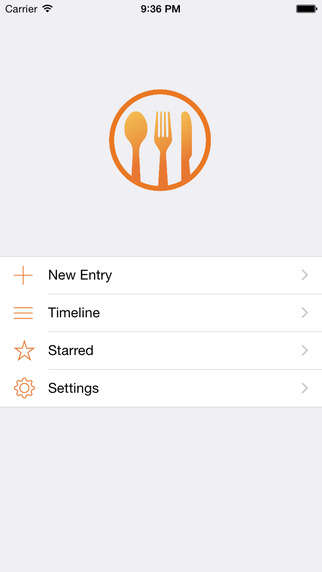 Meal-Tracking Apps - The Foodee Lifestyle App Design Helps You Keep Track of What You Eat
