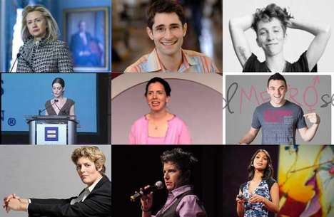 15 Talks About LGBT Issues - From Defying Gender Assignment to Comparative Equality Strategies